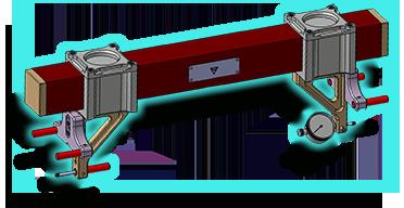 R gle et banc de mesure carbone atb atelier boveroux for Banc tv grande longueur